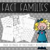 Fact Families Activities