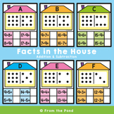 Fact Families Activity Cards