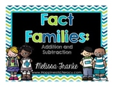 Fact Families: Addition and Subtraction
