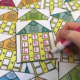 Fact Families - Addition and Subtraction {Fact House}