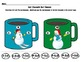 Fact Families-Addition/Subtraction Hot Chocolate & Marshmallows- Winter/Snowmen