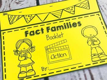 Fact Families Grade 1