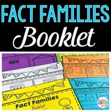 Fact Families Booklet