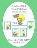 Fact Families -Easter Chick
