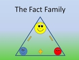 Fact Families! Easy to Teach-Easy to learn!