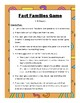 Fact Families Game (Addition and Subtraction)