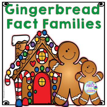 Fact Families: Gingerbread Fact Families