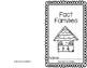 Fact Families Journal