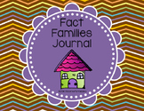 Fact Families Journal