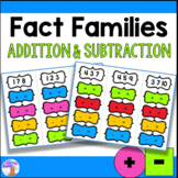 Fact Families (Addition & Subtraction)