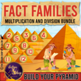 End Of The Year Math Games And Activities Fact Families Multiplication Division
