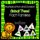 Fact Families: Multiplication and Division