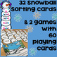 Multiplication and Division Fact Families Snowmen