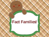 Fact Families - Power Point Slide Show