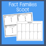 Fact Families Scoot