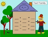Fact Families Seasonal Slides