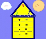 Fact Families - Smartboard
