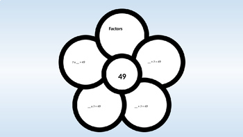 Fact Families To 49 Review Powerpoint