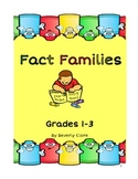 Fact Families Unit (Related Addition and Subtraction)