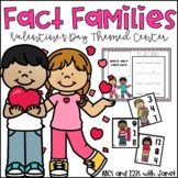 Fact Families {Valentines' Day Themed Center}