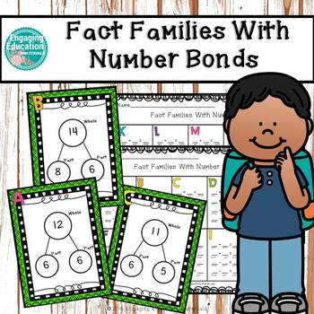 Fact Families With Number Bonds