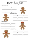 Fact Families Worksheets (In-class and homework)