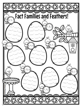 Fact Families and Feathers