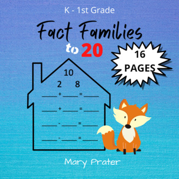 Fact Families (basic addition and subtraction facts up to 20)