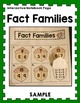 Fact Families to 20 (with Related Facts and Using Addition