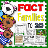 #SPRINGSAVINGS Fact Families to 20