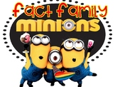 Fact Families with the Minions!