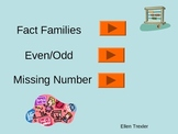 Fact Families/even/odd/missing number