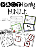 Fact Family Activity BUNDLE