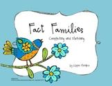Fact Family Birdies