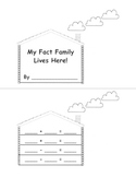 Fact Family Book