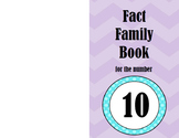 Fact Family Book-Inspired By Debbie Diller's Math Work Stations