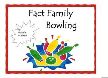Fact Family Bowling