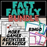 Fact Family Bundle (Addition & Subtraction)
