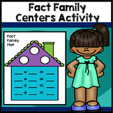 Fact Family Centers Activity
