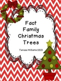 Fact Family Christmas Trees