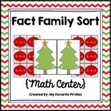 Fact Family Christmas Trees