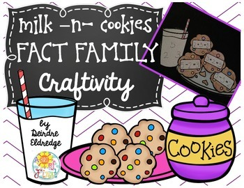 Fact Family Craftivity