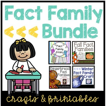Fact Family Crafts