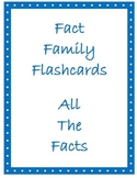 Fact Family Flashcards (Basic Addition & Subtraction Facts to 20)