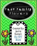 Fact Family Flowers CCSS Aligned
