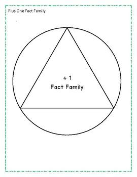 Fact Family Fluency Books