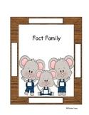 Fact Family Frames