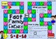 Addition & Subtraction 'Fact Family Frenzy' Board Game