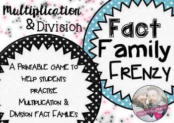Fact Family Frenzy Bundle