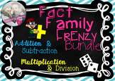 Fact Family Frenzy Bundle